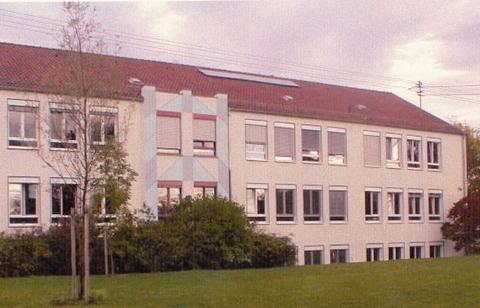 Schule 1964